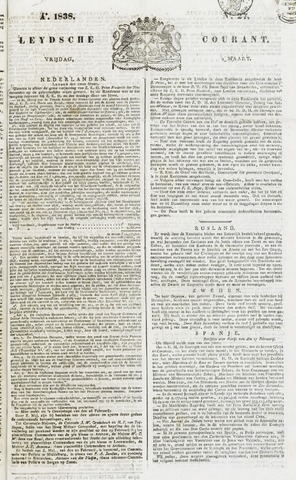 Leydse Courant 1838-03-02