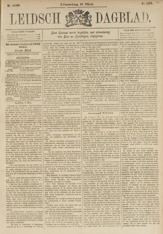 Leidsch Dagblad 1893-05-09