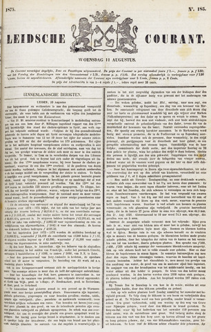 Leydse Courant 1875-08-11