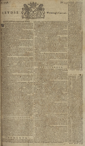 Leydse Courant 1758-11-15