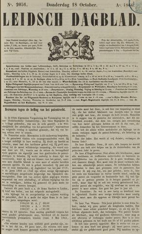 Leidsch Dagblad 1866-10-18