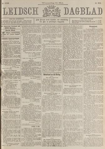 Leidsch Dagblad 1916-05-31