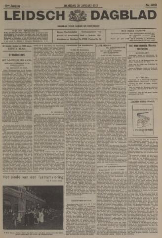 Leidsch Dagblad 1935-01-28