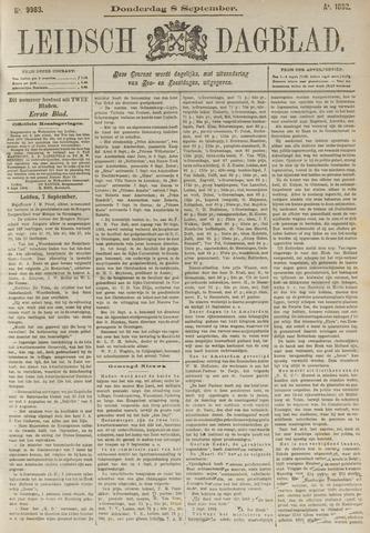 Leidsch Dagblad 1892-09-08