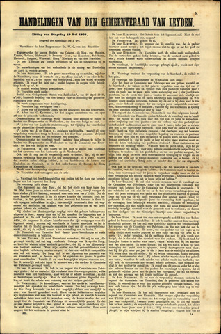 Handelingen van de Raad 1868-05-19