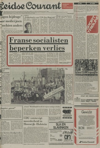 Leidse Courant 1983-03-14