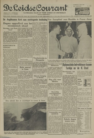 Leidse Courant 1955-07-09