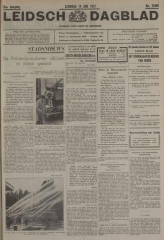 Leidsch Dagblad 1937-06-19