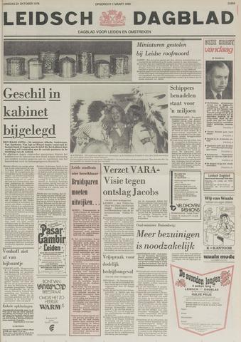 Leidsch Dagblad 1978-10-24