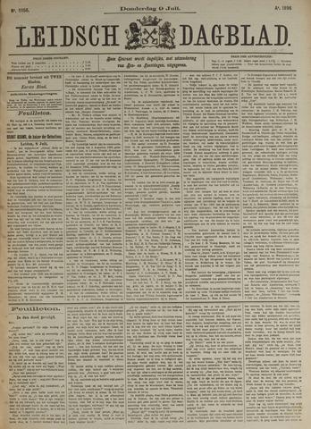 Leidsch Dagblad 1896-07-09