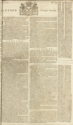 Leydse Courant 1773-11-05