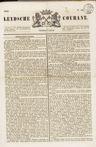 Leydse Courant 1862-07-04