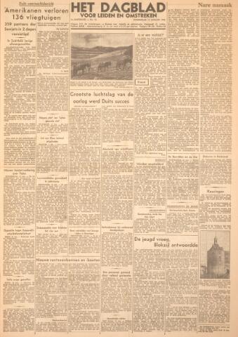 Dagblad voor Leiden en Omstreken 1944-01-13