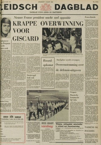 Leidsch Dagblad 1974-05-20