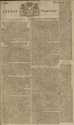 Leydse Courant 1760-02-01