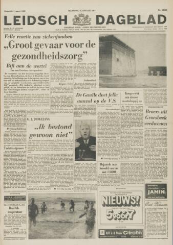 Leidsch Dagblad 1967