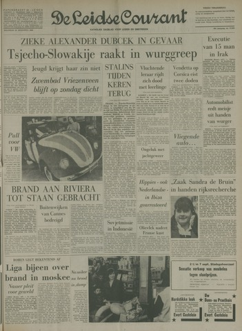 Leidse Courant 1969-08-25