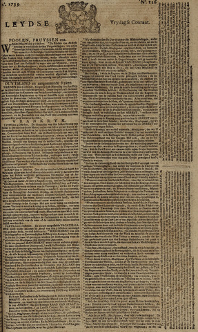 Leydse Courant 1753-10-19