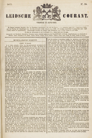 Leydse Courant 1873-01-17