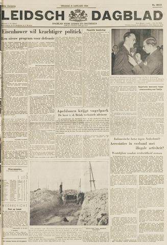 Leidsch Dagblad 1954-01-08