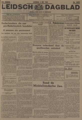 Leidsch Dagblad 1940-05-04