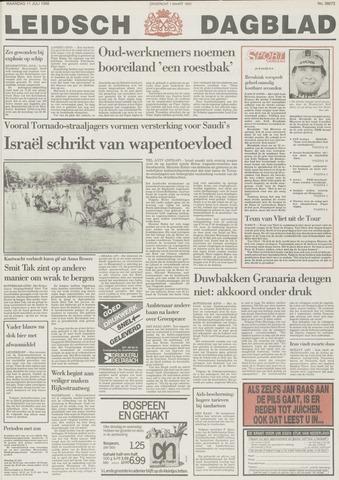 Leidsch Dagblad 1988-07-11