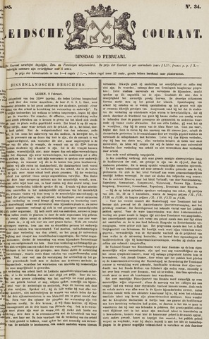 Leydse Courant 1885-02-10