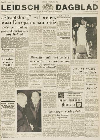 Leidsch Dagblad 1963-02-05