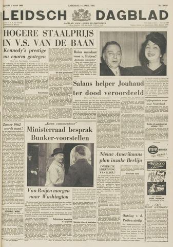 Leidsch Dagblad 1962-04-14