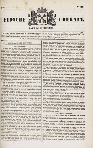 Leydse Courant 1876-09-30