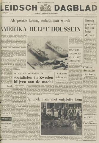 Leidsch Dagblad 1970-09-21