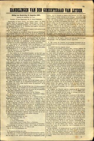 Handelingen van de Raad 1862-08-21
