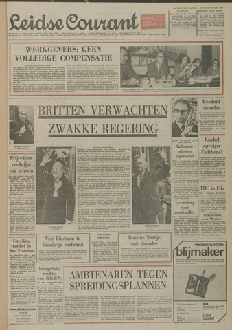 Leidse Courant 1974-03-01