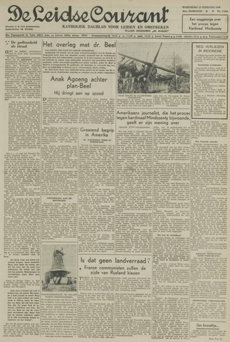 Leidse Courant 1949-02-23