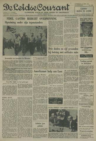 Leidse Courant 1961-04-20