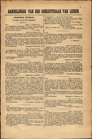 Handelingen van de Raad 1872-12-18