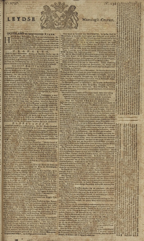 Leydse Courant 1757-11-14