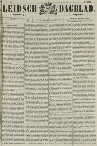 Leidsch Dagblad 1870-08-31