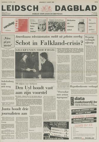 Leidsch Dagblad 1982-04-17