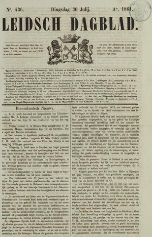 Leidsch Dagblad 1861-07-30