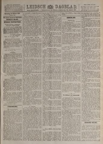 Leidsch Dagblad 1920-02-26