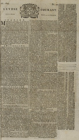 Leydse Courant 1803-01-24