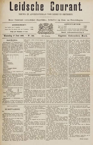Leydse Courant 1885-06-17