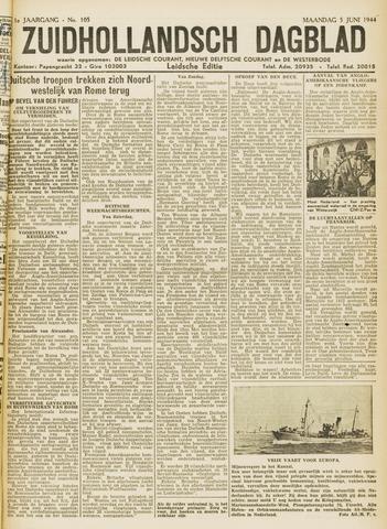 Zuidhollandsch Dagblad 1944-06-05