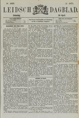 Leidsch Dagblad 1875-04-24