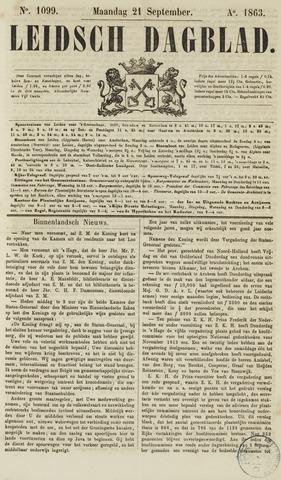 Leidsch Dagblad 1863-09-21