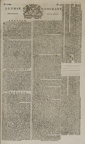 Leydse Courant 1790-04-21