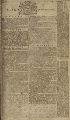 Leydse Courant 1765-07-01