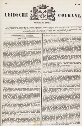 Leydse Courant 1877-03-16
