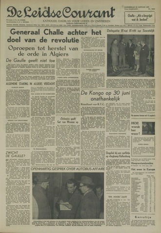 Leidse Courant 1960-01-28